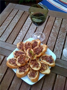 Olive Tapenade With Friends